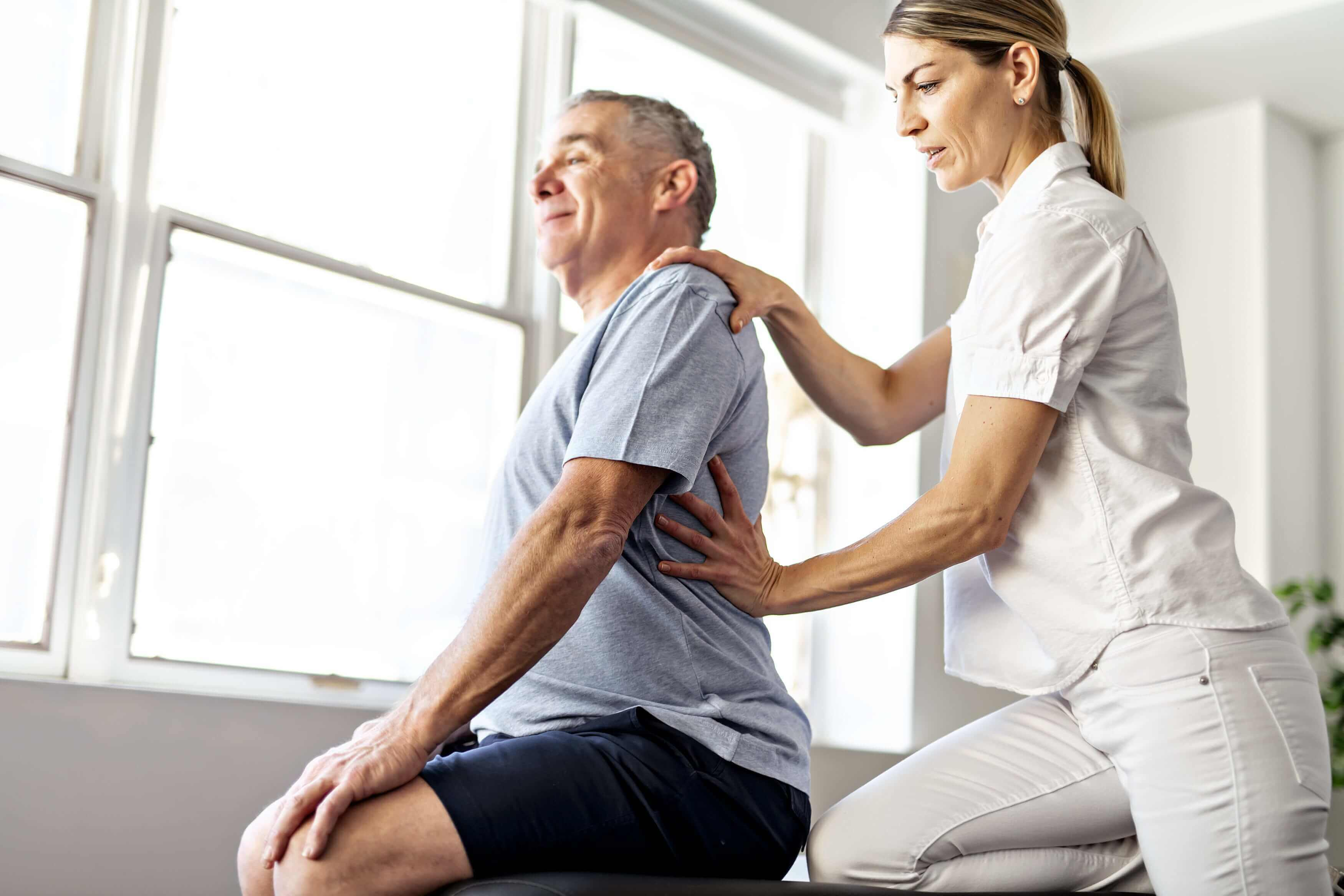 how to relieve your chronic back pain with physical therapy